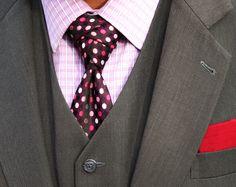 Tie Manifesto Look 2 - Eldredge Knot