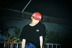 Sun Bin, Kim Sun, Ulzzang Boy, Riding Helmets, Hats, Mens Tops, T Shirt, Fashion, Supreme T Shirt