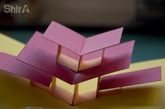 structural stacked card