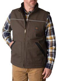 Coleman Sherpa Lined Dwr Duck Work Vest With Images Sherpa