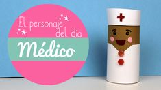 Descubre cómo hacer manualidades de médicos paso a paso, aprende cómo hacer manualidades de doctores fáciles Helper Jobs, Paper Roll Crafts, Community Helpers, Activities To Do, Kids And Parenting, Drink Sleeves, Classroom, Cami, Youtube