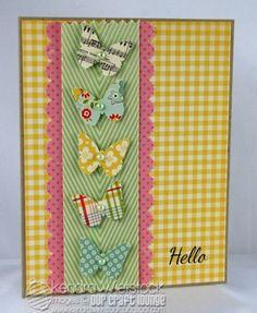 >>Kendra's Card Company: OCL/May Arts Day #2!