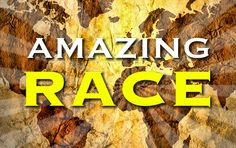 "I've gotten a couple queries about the activities we used for our ""Amazing Race"" nights at Detour, our Wednesday night children's ministr. games for preteens"