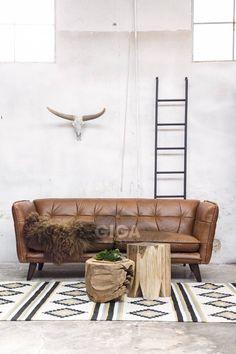 Betaalbare luxe banken koopt u bij Giga meubel