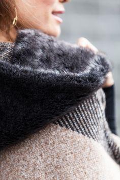 Karin Bohn Hooded Winter Cape 19