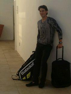 Rafael Nadal @ Cozumel photo-shoot!