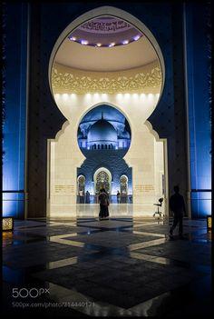 Sheikh Zayed Mosque lV -