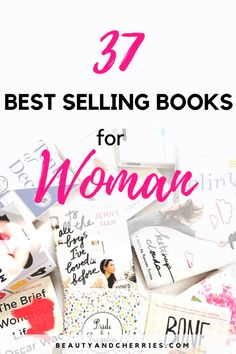 These are the BEST and MOST life changing books I've read! Woman with issues in personal life or work and even business can totally relate to this! 37 Best Books Every Woman Should Read Book Suggestions, Book Recommendations, Reading Lists, Book Lists, Reading Room, Books To Read, My Books, Entrepreneur, Life Changing Books