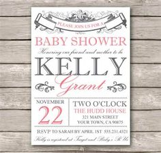 FREE baby shower invitation download mrs this and that