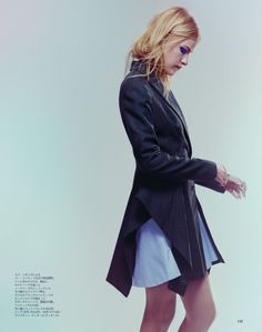 DIOR Fall 2014 | into the fabulous days: louise parker by amanda pratt for spur september 2014