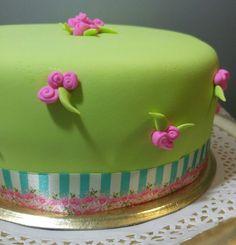 Torta florcitas