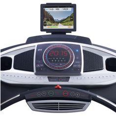 Console of ProForm-Power-995i treadmill