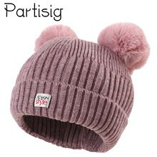 Diplomatic Cotton Beanie Warm Cap Newborn Baby Boy Girls Hat Unisex Infant Soft Crochet Candy Color 2017 Hats & Caps Mother & Kids