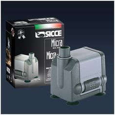 Another new product on our store now! SICCE MICRA 0.5 (... Check it out here! http://www.freshnmarine.com/products/sicce-micra-0-5-400l-hr?utm_campaign=social_autopilot&utm_source=pin&utm_medium=pin