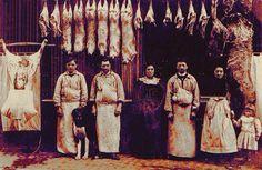Family butcher shop
