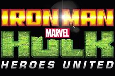 Iron Man & Hulk: Heroes United English Dubbed | Watch cartoons online, Watch anime online, English dub anime