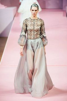 Alexis Mabille Spring 2013 Couture Runway - Alexis Mabille Haute Couture Collection - ELLE