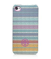 Baja Stripe Hardshell Case For iPhone 4