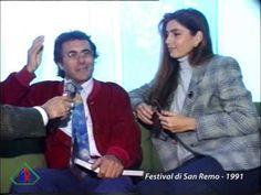 Albano e Romina Power - San Remo Pop Rocks, Gabriel, Movie Stars, Punk, Hollywood, Romantic, Youtube, Movies, Fictional Characters