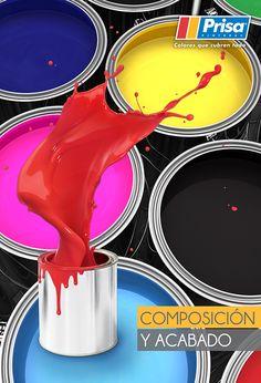 Composición y acabados de Pintura: http://www.prisa.com.mx/pinterest/html/16_composicionAcab.html