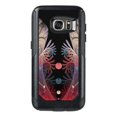Jonglage Abstract Modern Fantasy Fractal Art OtterBox Samsung Galaxy S7 Case - artists unique special customize presents