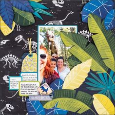 @CSMscrapbooker posted to Instagram: Dinosaurs Alive! Designed by Valerie Bisson as featured in the Summer issue of Creative Scrapbooker Magazine!!!! LOVE LOVE LOVE!  Subscribe today to Creative Scrapbooker Magazine! Don't miss a single issue!    Pop on over to our profile and click on the smart.bio/csmscrapbooker for a direct link to subscribe!  #valeriebisson  #csmscrapbooker #creativescrapbookermagzine #creativescrapbooker #createeveryday #creative #scrapbookingideas #scrapbookingandcards… Scrapbooking Layouts, Scrapbook Cards, Dinosaurs Alive, Arts And Crafts, Creative, Instagram, Profile, Magazine, Pop