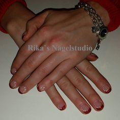 acryl versteviging op de nagels