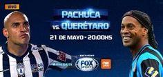 Pachuca vs Querétaro Ida en Vivo - Liga MX 2015 - FutAdiccion TV | Partidos de hoy - Liga MX - fútbol en Vivo FutAdiccion TV | Partidos de hoy – Liga MX – fútbol en Vivo