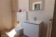 MALÉ KÚPEĽNE - Riešenia & Dizajn / BENEVA Toilet, Bathroom, Washroom, Flush Toilet, Full Bath, Toilets, Bath, Bathrooms, Toilet Room