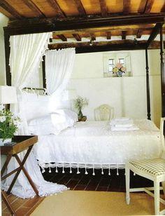 Mediterranean Bedroom by Ancient Surfaces