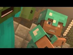 "♪ ""Evil Mobs"" - A Minecraft Parody of Animals By Maroon 5 (Music Video) - YouTube"