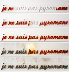 Cool 'le pyromane' by ali cherri was made in response to the act of self-immolation as political ... Best Quotes Love