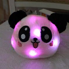 Cute Plush Panda Pillow