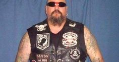 """This """"Dirty"""" Biker Had The Perfect Response To This Angry Mom via LittleThings.com"""