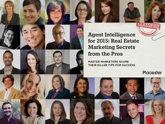 Real Estate Marketing Secrets From The Pros by @placester #realestate #businessgrowth http://slidesha.re/1nGqtkc via @SlideShare
