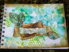 The Artistic Stamper Creative Team Blog: The Brighter Side of Journalling