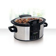 Shop the Crock-Pot® Lift & Serve Programmable Hinged, Stainless at Crock-Pot.com. If It Doesn't Say Crock-Pot®, It's Not The Original.