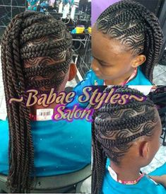 Braids For Days @ Babae Styles - http://community.blackhairinformation.com/hairstyle-gallery/braids-twists/braids-days/#braidsandtwists
