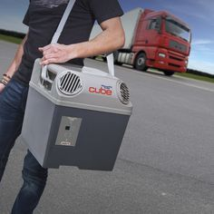 Truck/camper portable air conditioner. Some day we might want one.