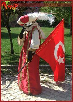 Hetalia TURKEY cosplay