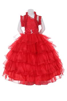Crystal : Jeweled Ruffeled Pageant Dress in Yellow Bright yellow pageant dresses are popular for the girl who knows she wants to be seen. Girls Designer Dresses, Girls Dresses, Formal Dresses, Red Flower Girl Dresses, Burgundy Flowers, Pageant Dresses, Southern Belle, The Girl Who, Scarlet
