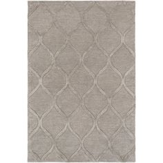 Combining timeless design with quality construction, this stylish rug will showcase itself as a classic rug for any space in your home. Hand tufted, the geometric trellis pattern intricately sewn within this perfect piece allow it to radiate a sense of elegance from room to room within any home decor space. This rug balances touches of trendy design, tasteful construction and affordability to provide high quality artistry and design for your home.