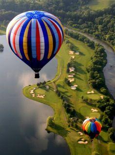 36th Annual Quechee Hot Air Balloon Craft and Music Festival June 18th-21st