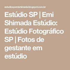 Estúdio SP | Emi Shimada Estúdio: Estúdio Fotográfico SP | Fotos de gestante em estúdio