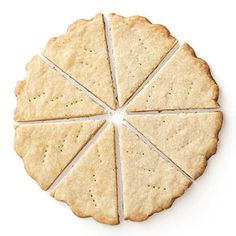 Shortbread This simple three-ingredient cookie recipe is so good that it has remained a Better Homes and Gardens reader favorite for years.  Ingredients 1 1/4 cups all-purpose flour 3 tablespoons granulated sugar 1/2 cup butter