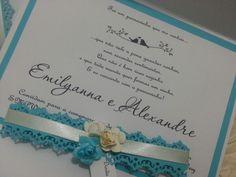 Convites de noivado. .. ♡♥♡