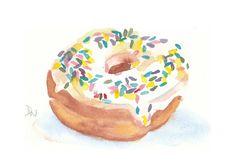 donut illustration - Google Search