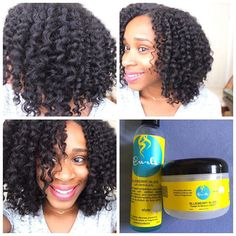 For those wondering what I used to achieve this AWESOME Twist Out I used @frizzfreecurls Blueberry Bliss Twist-N-Shout Cream and the Blueberry Bliss Curl Control Jelly! by dommiekamelah