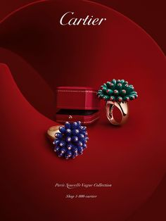 Cartier Jewelry Advertising