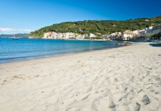 Livorno Beaches - Cecina Mare Beach, known as Marina di Ceina in Italian, is especially appealing with its resorts and seaside scenery.